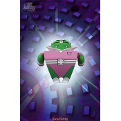 Blammoids Series 04 Brainiac Action Figure