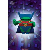 Blammoids Series 04 Martian Manhunter Action Figure