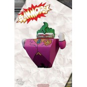 Blammoids Series 01 Joker Action Figure