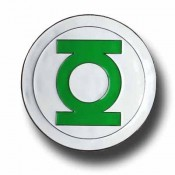 Green Lantern Belt Buckle