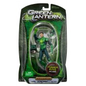 Green Lantern Movie Masters Maskless Hal Jordan with Bzzd Action Figure