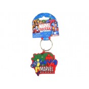 Marvel Heroes Laser Cut Key Ring