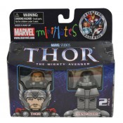 Marvel Minimates Thor Movie Thor & Destroyer