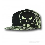 Punisher Glow in the Dark Cap
