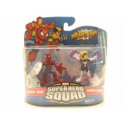 Superhero Squad SpiderMan & Spider-Woman