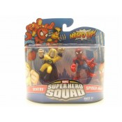 Superhero Squad SpiderMan & Sentry