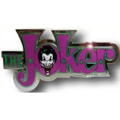 The Joker Belt Buckle