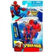 "Hasbro SpiderMan 3.75"" Action Figure Web Shield SpiderMan"