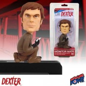 Dexter Monitor Mate Bobble-Head Dexter Morgan 11 cm