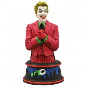 BATMAN 1966 JOKER BUST