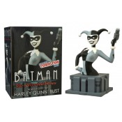 Batman The Animated Series Bust Almost Got 'Im Harley Quinn Black & White NYCC 2015 Exclusive