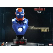 Iron Man 3 Bust 1/6 Series 2 Iron Man Mark XVII Disco 11 cm
