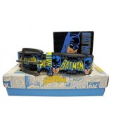 Batman Wallet and Belt Set