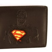 Superman Embossed Wallet