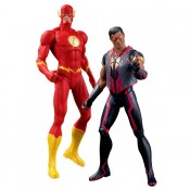 DC Comics New 52 Flash vs Vibe Action Figure 2-pack