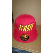 The Flash Adjustable Cap Logo red