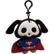 DC Heroes Skelanimals - Superman Dax Clip-On Plush