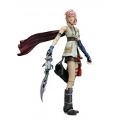 Final Fantasy XIII-2 FF13-2 Lightning Play Arts Kai action figure