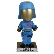 G.I. Joe Classic Cobra Commander Bobble-Head