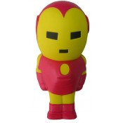Iron Man Squeeze Figure