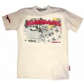 Iron Man T-Shirt - Marvel Extreme Graffiti