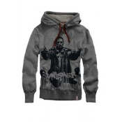 Punisher Marvel Extreme Hooded Sweater Punisher Guns