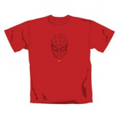 Spiderman T-Shirt  - Head