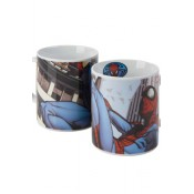 Spiderman Mug Birds