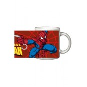 Spiderman Mug Red Power