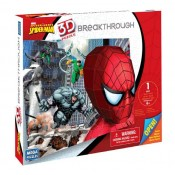 SpiderMan Marvel 3D Breakthrough Puzzle