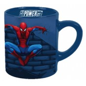 SpiderMan Mug Grafitti