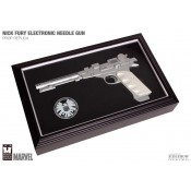Nick Fury Electronic Needle Gun Replica 1/1 Marvel Comics
