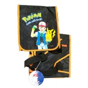 Pokemon Single Strap Backpack Ash & Pikachu