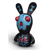 Raving Rabbids Travel in Time PVC Figure Skeleton black