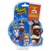 Raving Rabbids Travel in Time Trading Figure 3-Pack B
