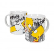 Simpsons Mug Why You Little