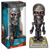 Terminator Salvation Bobble-Head T-600 17 cm