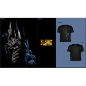 World of Warcraft wow T-Shirt Wrath of the Lich King
