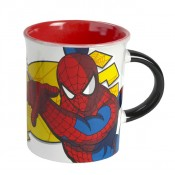 SpiderMan Mug White Wall