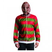 Nightmare on Elm Street Hooded Sweater Freddy Krueger