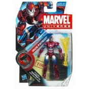 "Iron Patriot marvel universe 3.75"" action figure"