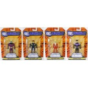 Justice League Unlimited Legion of Super-Heroes Action Figure Four-Pack