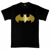 Batman T-shirt - US Batman Logo Classic