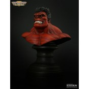 Marvel Bust Red Hulk Bowen Designs