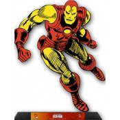 Marvel Standz Retro Iron Man