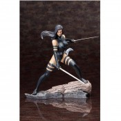Marvel Comics Fine Art Statue 1/6 scale Psylocke X-Force