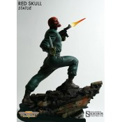 Red Skull Action Statue Bowen Designs