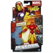 Marvel Legends 2012 Wave 3 Iron Man Neo Classic Action Figure