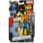 Marvel Legends 2012 Wave 3 Mystique Action Figure