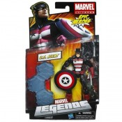 Marvel Legends 2012 Wave 3 US Agent Action Figure